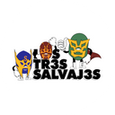 Los 3 Salvajes background