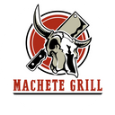 Machete Grill background