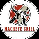 Machete Grill background