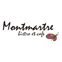 Montmartre Bistro background