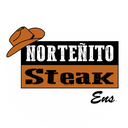 Norteñito Steak - Morena background