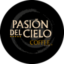 Pasión del Cielo Coffee background