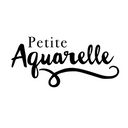 Petite Aquarelle background