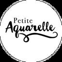Petite Aquarelle background