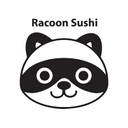 Racoon Sushi background