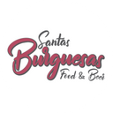Santas Burguesas background