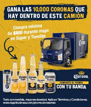 [BRANDS] Banner Corona Camión Product id: 975228047