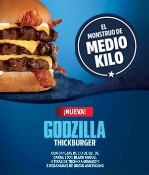 Nueva Godzilla
