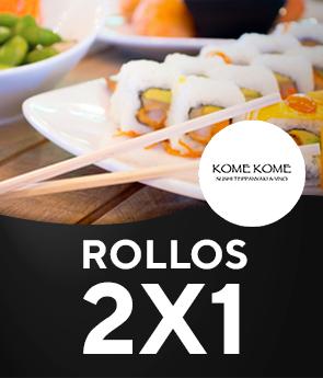 2x1 Rollos