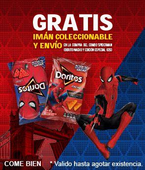 Doritos spiderman_17052019