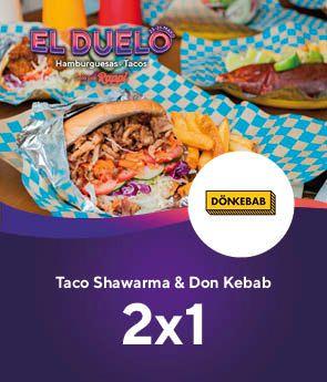 Don Kebab - el duelo