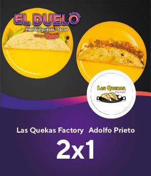 Las Quekas Factory - el duelo