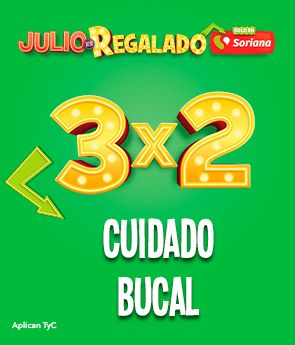 3x2bucal