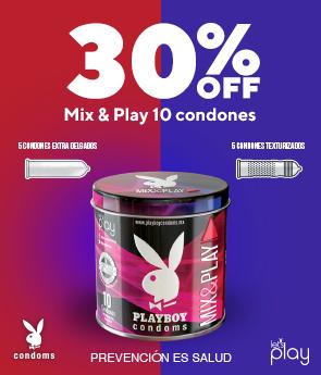 [BRANDS]  Playboy condoms