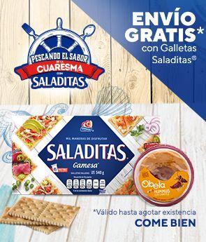 Saladitas Envío Gratis