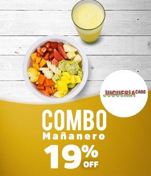 Combo Mañanero